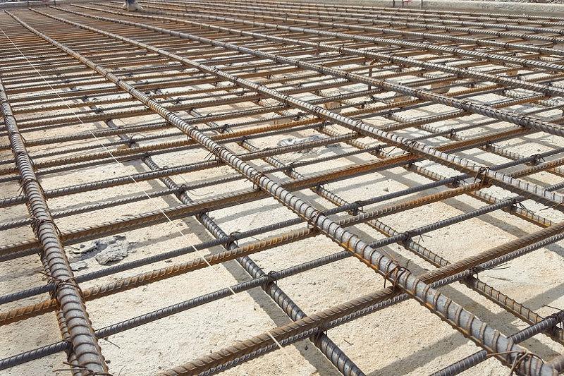 建物基礎鉄筋